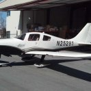 My bird! - The Lancair Columbia 400 is one of the fastest certified single engine planes.