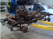 Chassis disassembly