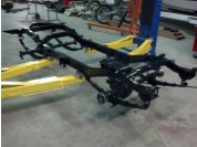 Re-assemble chassis