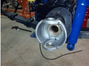 Seals, bushings and bearing replaced new