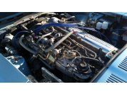 Stock rebuilt engine - Rebuilt and detailed the engine as a driver.