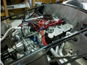FAST fuel injection - Installed a FAST fuel injection system.