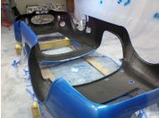 Undercoat - Used Gator Guard 2 part bed liner from Eastwood. Worked very well.