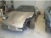 C5 Donor car - 2000 Corvette Salvage bought for $7000 and   sold the engine for $2K. In my opinion using a donor is the only way to go. No telling how much money I will eventually get back from parts.