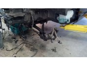 C6 Powertrain removal - Did not document the C5 disassembly so wanted to show more on the C6
