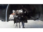 C6 Powertrain removal - Up further