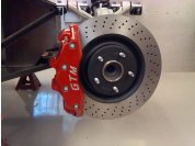 C6 Brakes - Looks good in place and is a huge upgrade to the C5 setup.