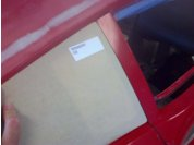 Side window fit - Rear pillar needs to be flush with side window